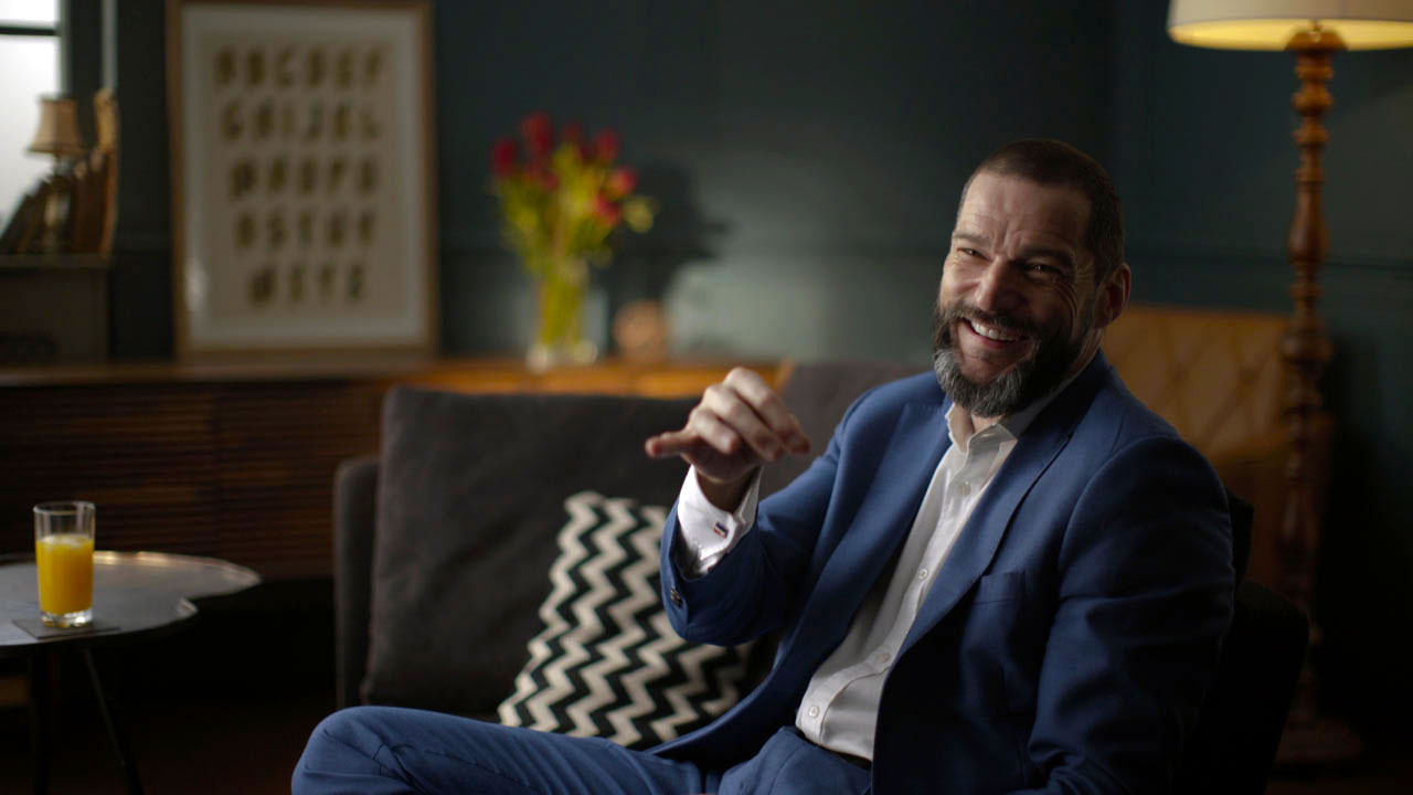 CO-OP advert - Fred Sirieix