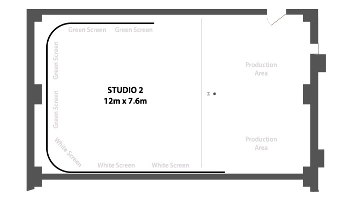 Studio2 Floorplan